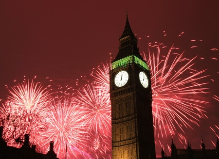 Cheap places to stay in london on new years eve