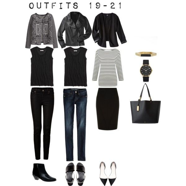 """Outfits 19-21"" by designismymuse on Polyvore"