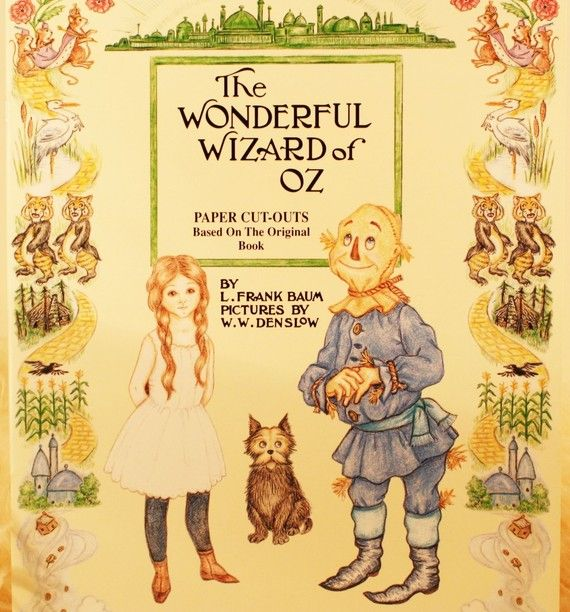essay wizard of oz Historian henry m littlefield's essay on the wonderful wizard of oz was  published in 1964 in this reading – snappily entitled a 'parable on.