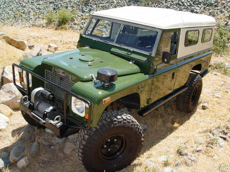 Timm Cooper Cummins Land Rover  http://forums.lr4x4.com/index.php?showtopic=23202