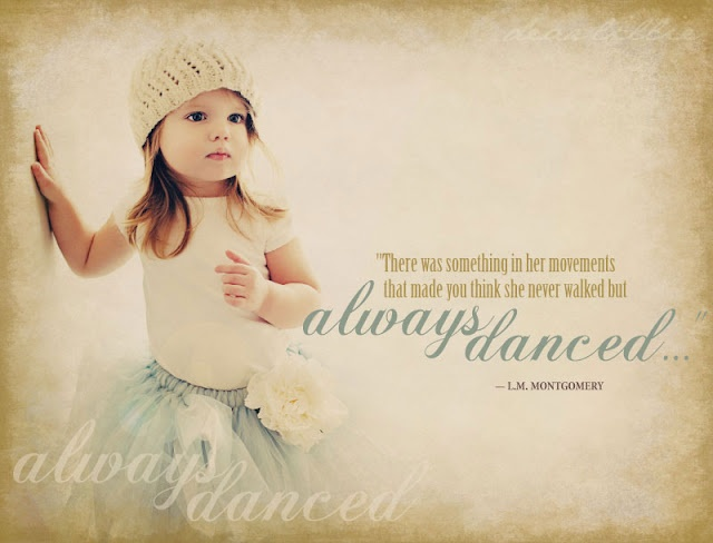 Best Birthday Quotes For Little Girl Dancers: The cute birthday