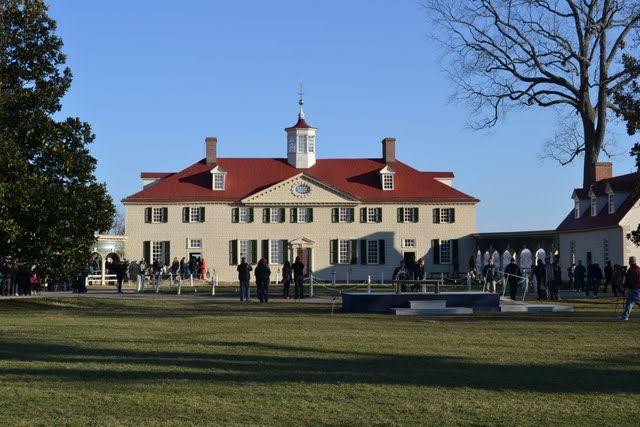 Поместье Джорджа Вашингтона - Маунт Вернон, Вирджиния (Mount Vernon, VA)