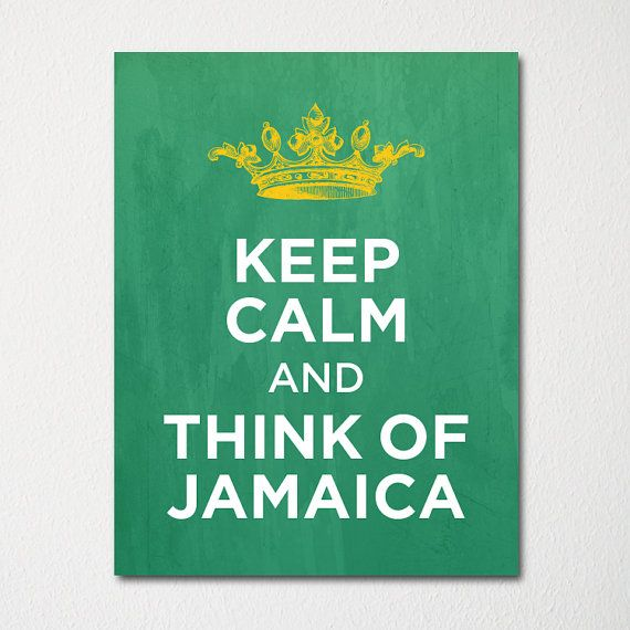 Hey, I found this really awesome Etsy listing at http://www.etsy.com/listing/162629441/keep-calm-and-think-of-jamaica-any