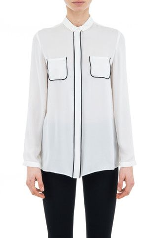 Emporio Armani white shirt - LuxuryProductsOnline