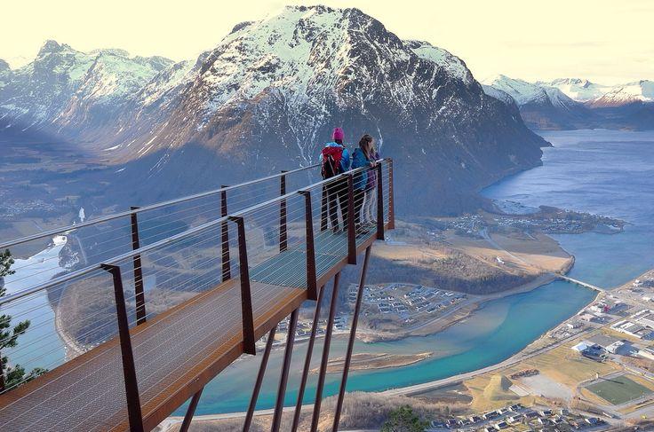 Åndalsnes, Norway   Flickr - Photo Sharing!