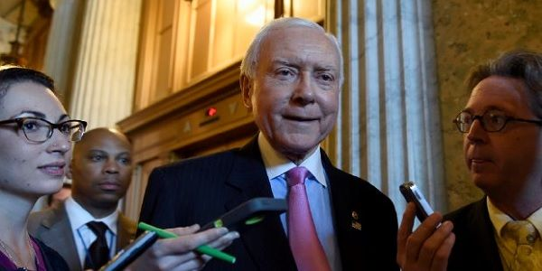 SCOTUS: Senator Orrin Hatch (R) Utah sets Obama straight: Advise and consent is to protect the Supreme Court.