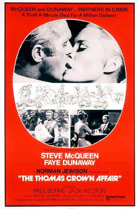 Norman Jewison's The Thomas Crown Affair