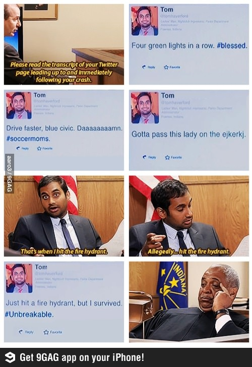 A reminder that Aziz Ansari is coming to the University of Iowa in two months...