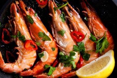Gamberi al forno: la ricetta veloce e ricca di sapore! | Cambio cuoco