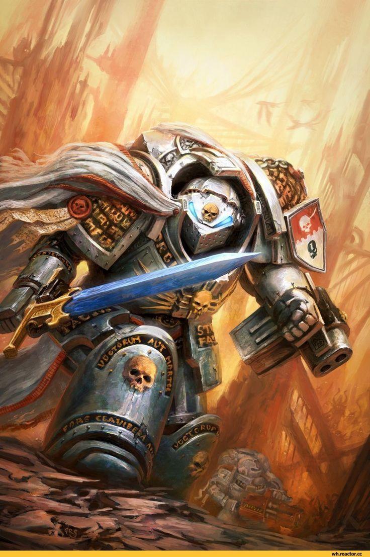 Warhammer 40000,warhammer40000, warhammer40k, warhammer 40k, ваха, сорокотысячник,фэндомы,Grey Knights,Ordo Malleus,Inquisition,Imperium,Империум,Ørjan Ruttenborg Svendsen