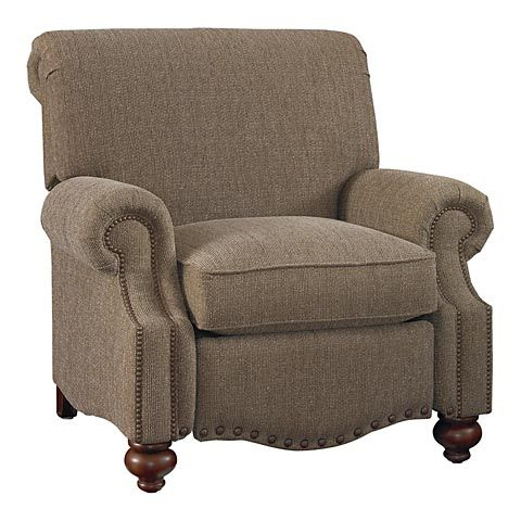 Bassett Club Room Recliner - Great for the Master Bedroom