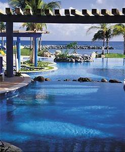 The hotel we stayed at Embassy Suites Hotel Dorado Del Mar Beach And Golf Resort, Dorado