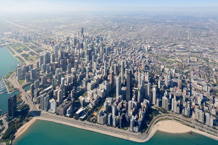 Aerial Chicago Photography – Fubiz Media