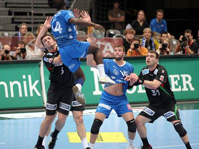 Handball Is By Far The Coolest Olympic Sport You've Never Heard Of  In the weeks leading up to the opening ceremony on July 27th, we'll introduce you to some of the more obscure Olympic events. Today, it's all about the up-tempo game of team handball.