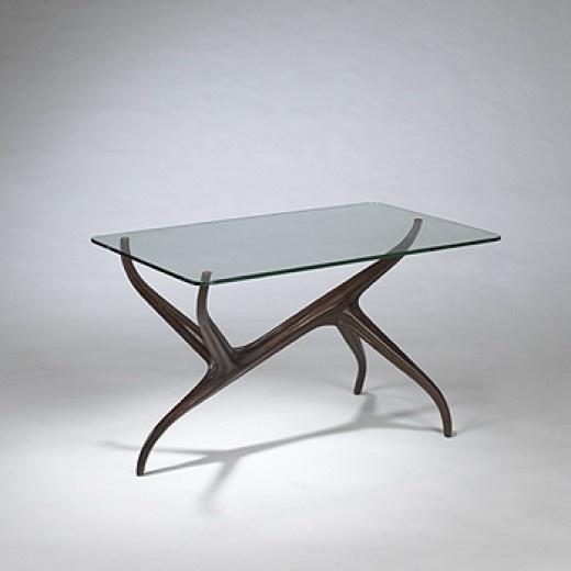 Carlo Graffi, Walnut Coffee Table, C1940/50s. Design Ideas