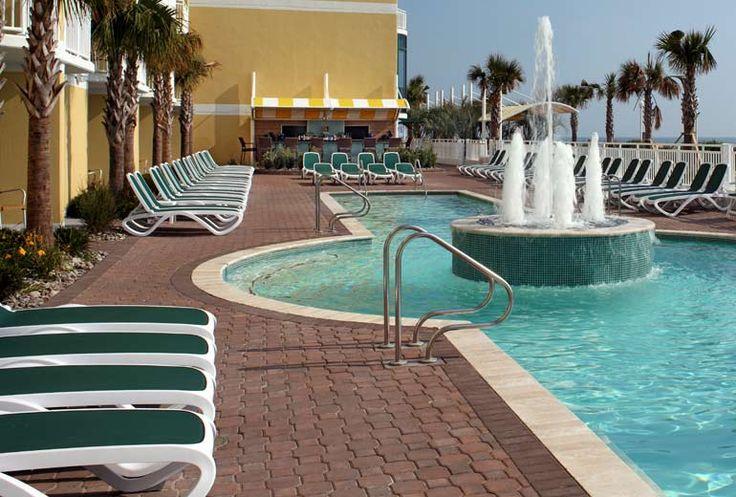 Sheraton Virginia Beach Oceanfront Hotel - Pool