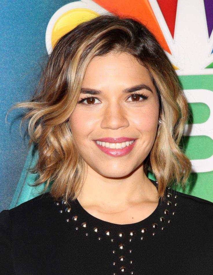 Image result for america ferrera hair 2017