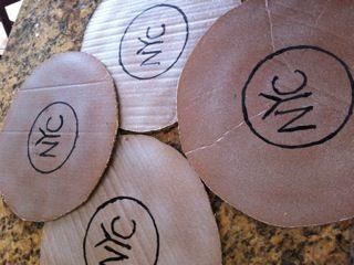 Easy Teenage Mutant Ninja Turtle Party ideas. Sewer lids, masks, games, goodie bags