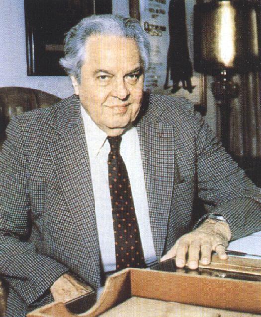 Albert R. Broccoli. The Original.