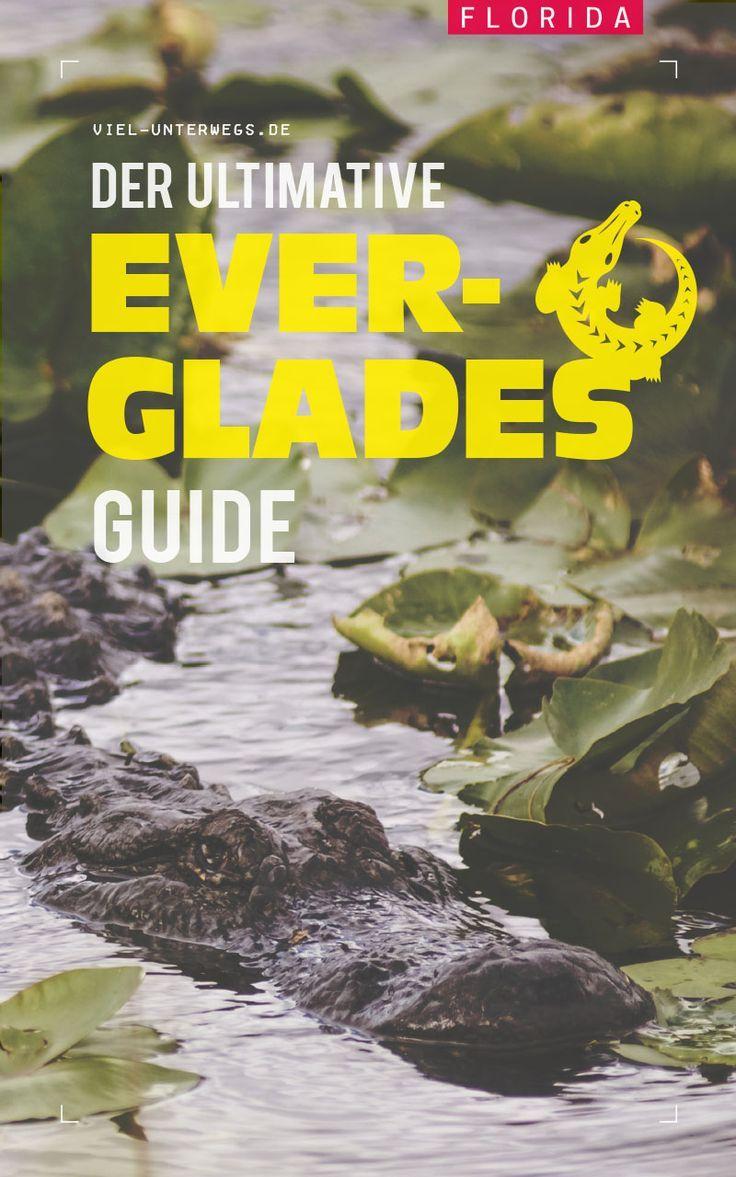 Everglades National Park Florida: Die besten Touren & Tipps