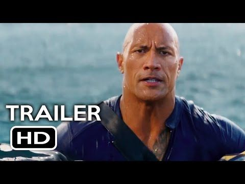 Baywatch Official Trailer #2 (2017) Dwayne Johnson, Zac Efron Comedy Movie HD - YouTube