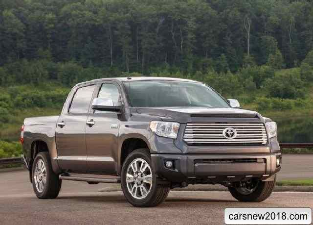 Updated 2018-2019 Toyota Tundra goes on the market