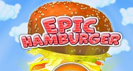 Play Epic Hamburger puzzle Online Games Free