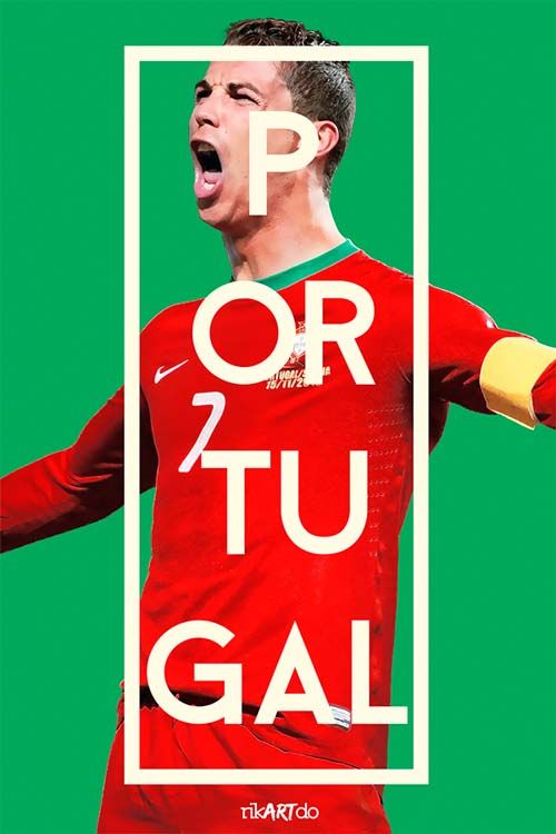 FIFA World Cup 2014 - Creative Posters | Inspiration | Design Blog