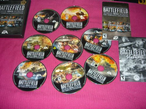 Battlefield 1942 The Complete Collection PC Windows Computer Excellent with Box   eBay