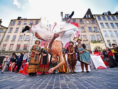 Edinburgh Festival Fringe (Edinburgh, Scotland) : Summer Festivals Around the World : TravelChannel.com