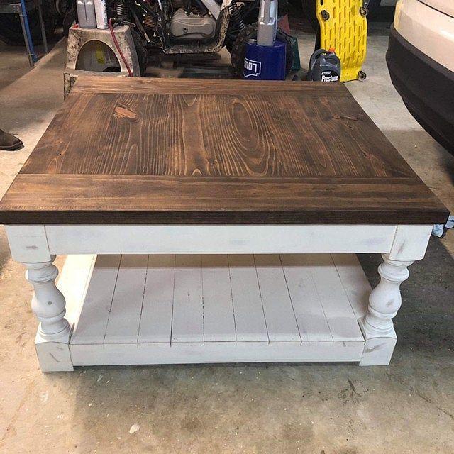 20+ Pine farmhouse coffee table info