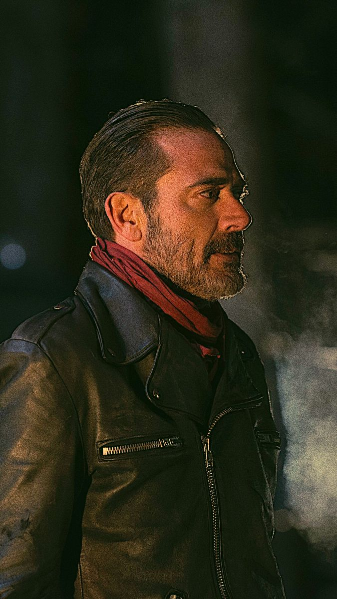 Negan Wallpaper Edited Negan Walking Dead Jeffrey Dean Morgan Walking Dead Walking Dead Wallpaper