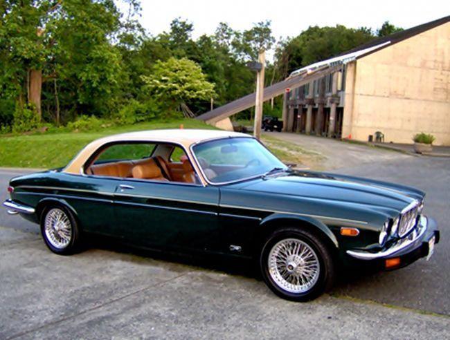Jaguar Xj Coupe V12