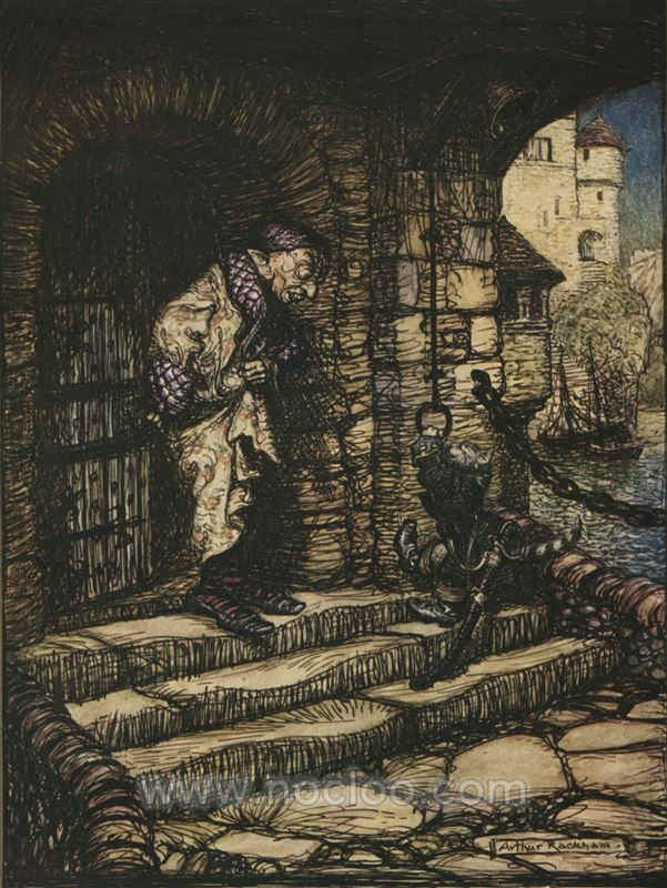 Golden Age Children's Book Illustrations Gallery -