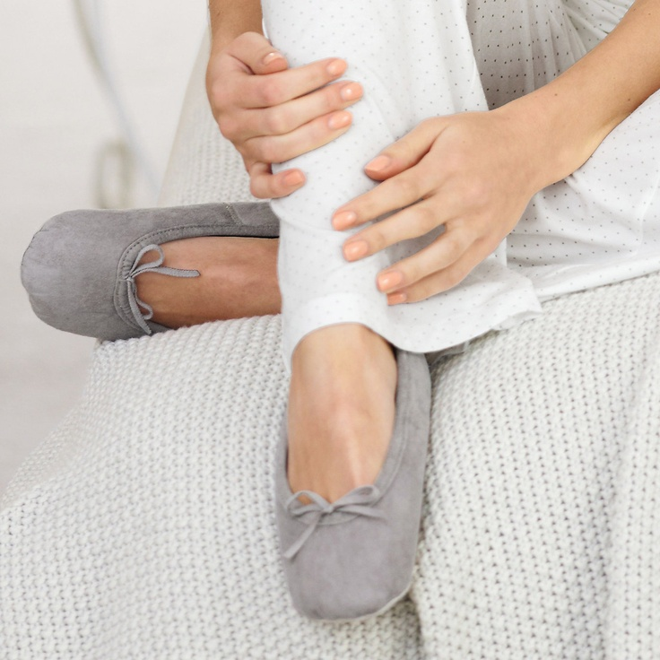 Ballet Slippers | The White Company
