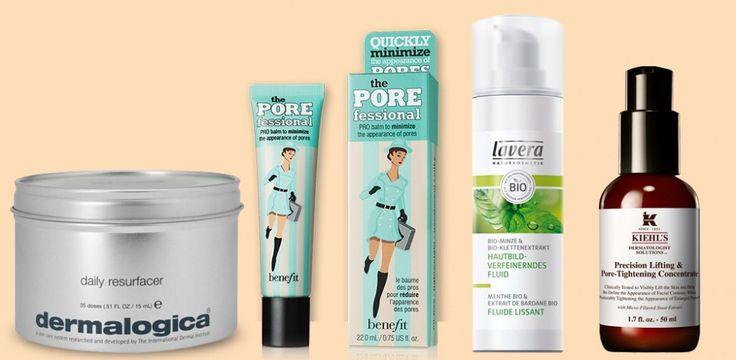 Große Poren: Produkte