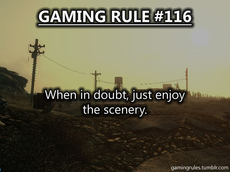I love that. So much so, in fact, that I'll normally end up keeping a separate save file at the end of the game just so that I can wander around and explore the world whenever I want to :) (http://gamingrules.tumblr.com/)