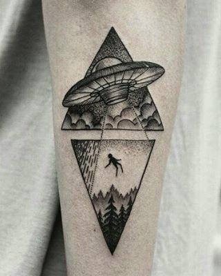Amazing ufo design