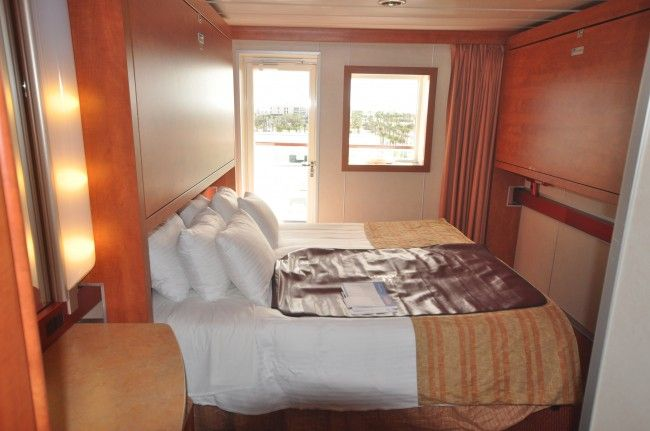 Carnival Dream Balcony Cabin #9447 - YouTube