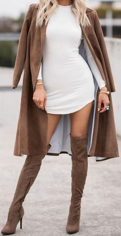 4104e34f11 46 Cocktail Dress that are Sensationally Cheap - Style Spacez Thigh High  Boots