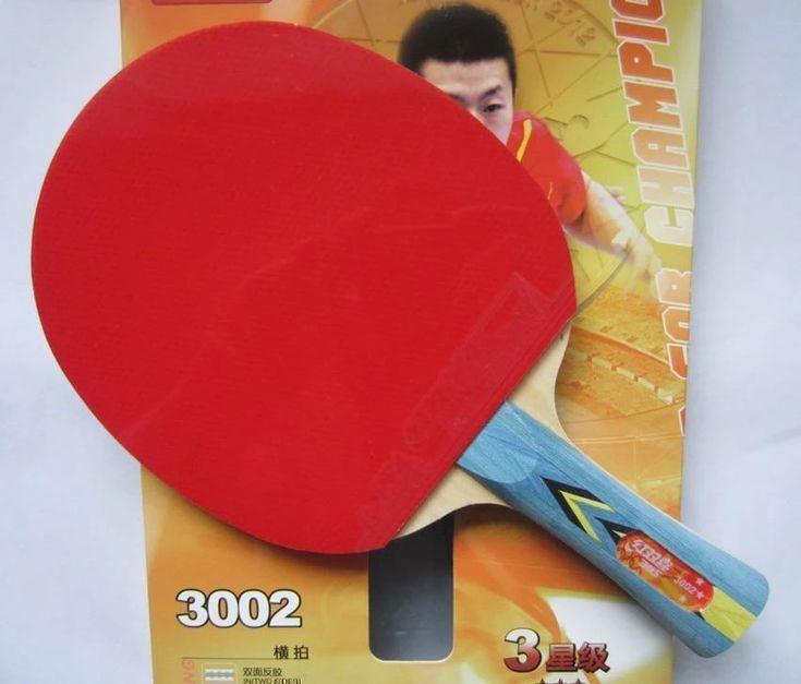 Dhs 3 Star Table Tennis Bat Pf4 Table Tennis Bats Table Tennis Racket Racquet Sports