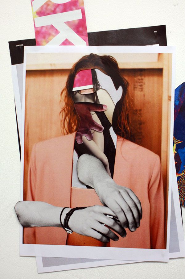 Cherelle Sappleton is a London based visual artist currently studying at Central Saint Martins