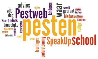 Pestweb is door het ministerie van OC ingesteld als laagdrempelig, goed bereikbaar expertisecentrum voor kennis, ondersteuning en advies op het gebied van pesten op school.   Pestweb bestaat vanaf 1 april 2004 en is een onderdeel van het Centrum voor School en Veiligheid. In het Centrum zijn de expertise van het Project Preventie Seksuele Intimidatie (PPSI), van Pestweb en van Gay & School samengebracht.