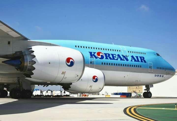 Korean Air Boeing 747-8i