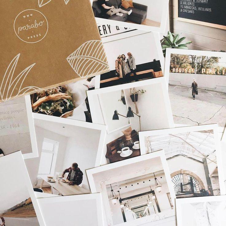 From parabo press · photo decor prints square prints on prints on prints check out our website · photo wallssquares