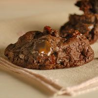 Try this recipe for Black Forest Cookies from PBS Food.