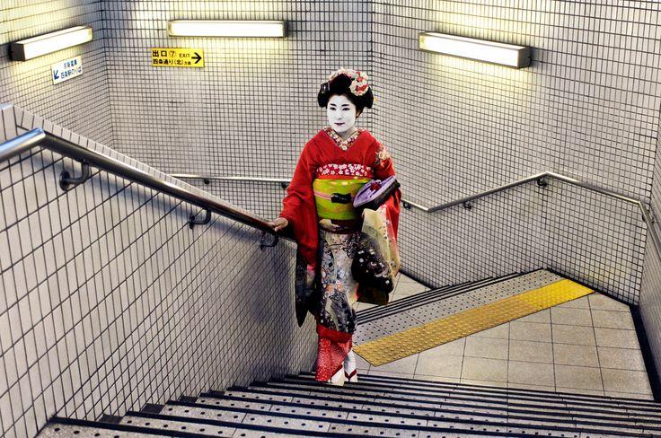 Japonia (fot. Steve McCurry)