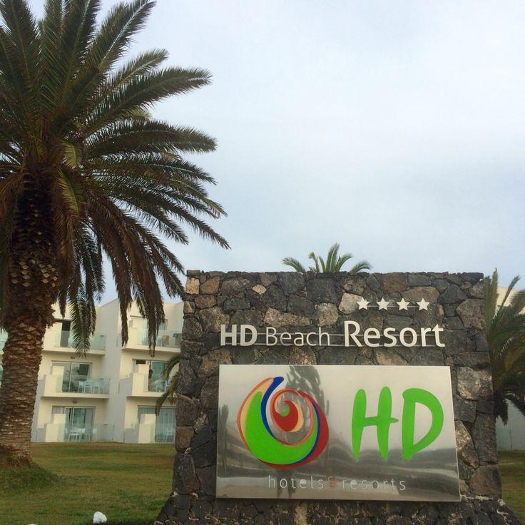 HD Beach Resort. Lanzarote.