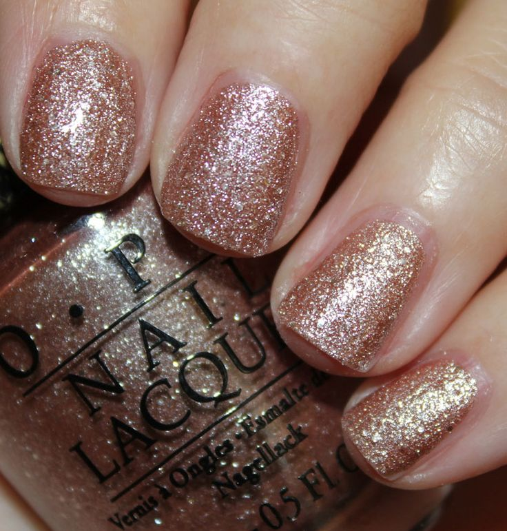 Holiday 2013 OPI Silent Stars Go By