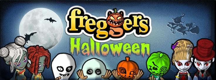 Jedes Jahr wird Halloween im Freggersland gefeiert!